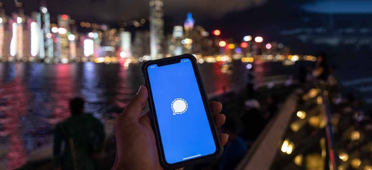 Signal es la app de mensajería más segura por estos 3 motivos