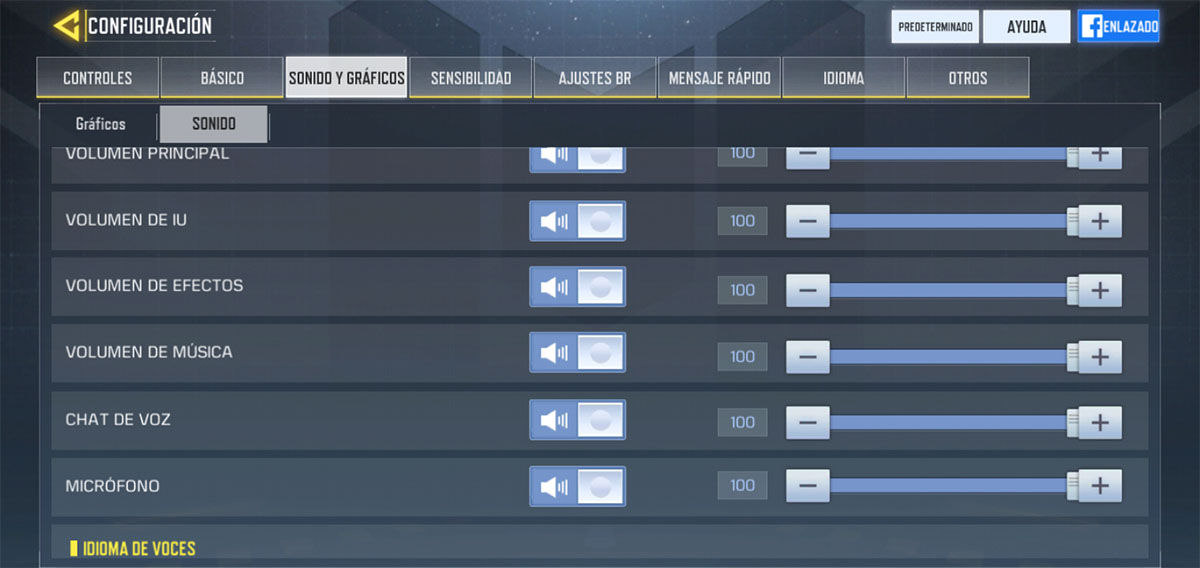 Silenciar a otros jugadores en COD Mobile paso 4