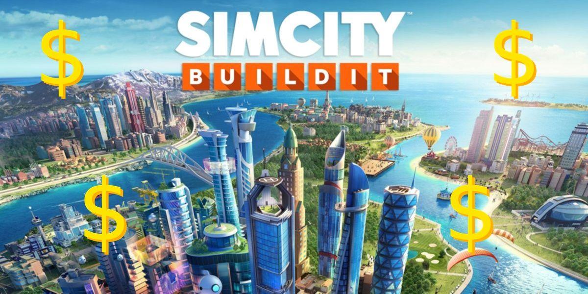 Sim City BuildIt ganar mas dinero
