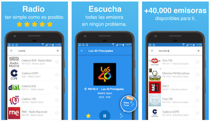 Simple Radio para Android
