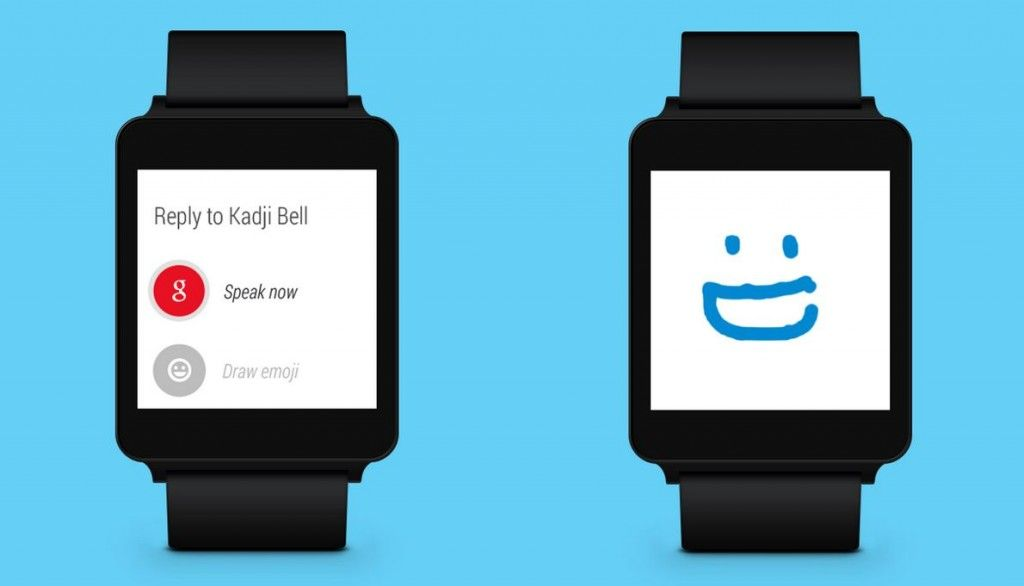 Skype para Android Wear