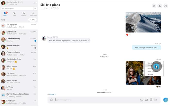 Skype se actualiza