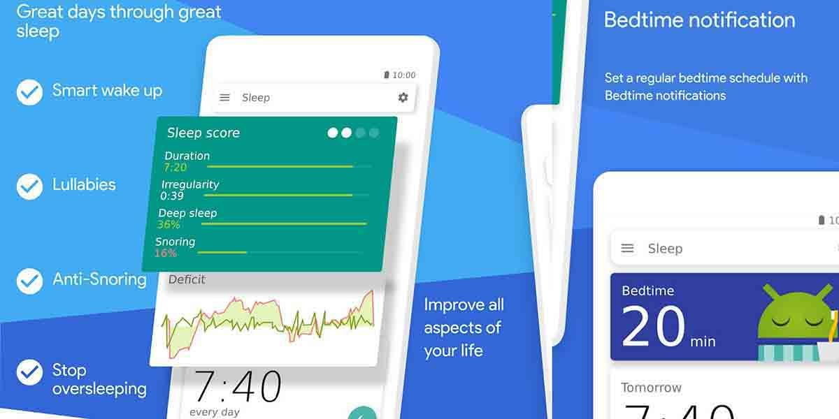 Sleep as Android la alternativa a Timely
