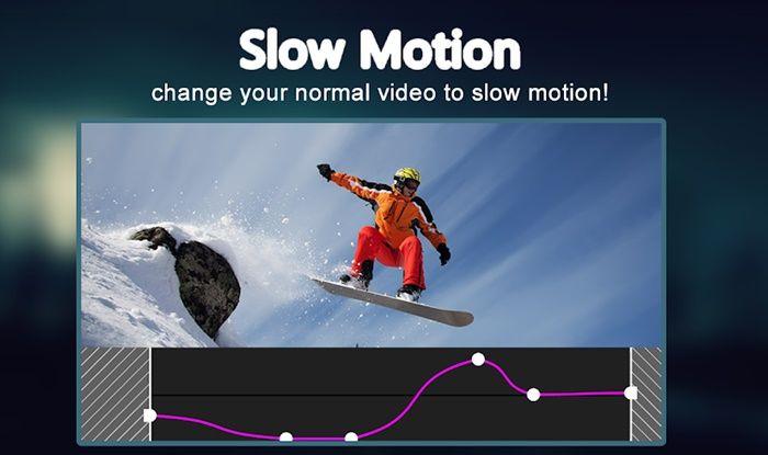 Slow Motion Videos FX app