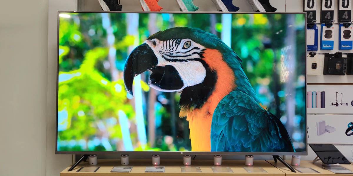 Smart tv Xiaomi Mi TV 4S 65 pulgadas mejor precio
