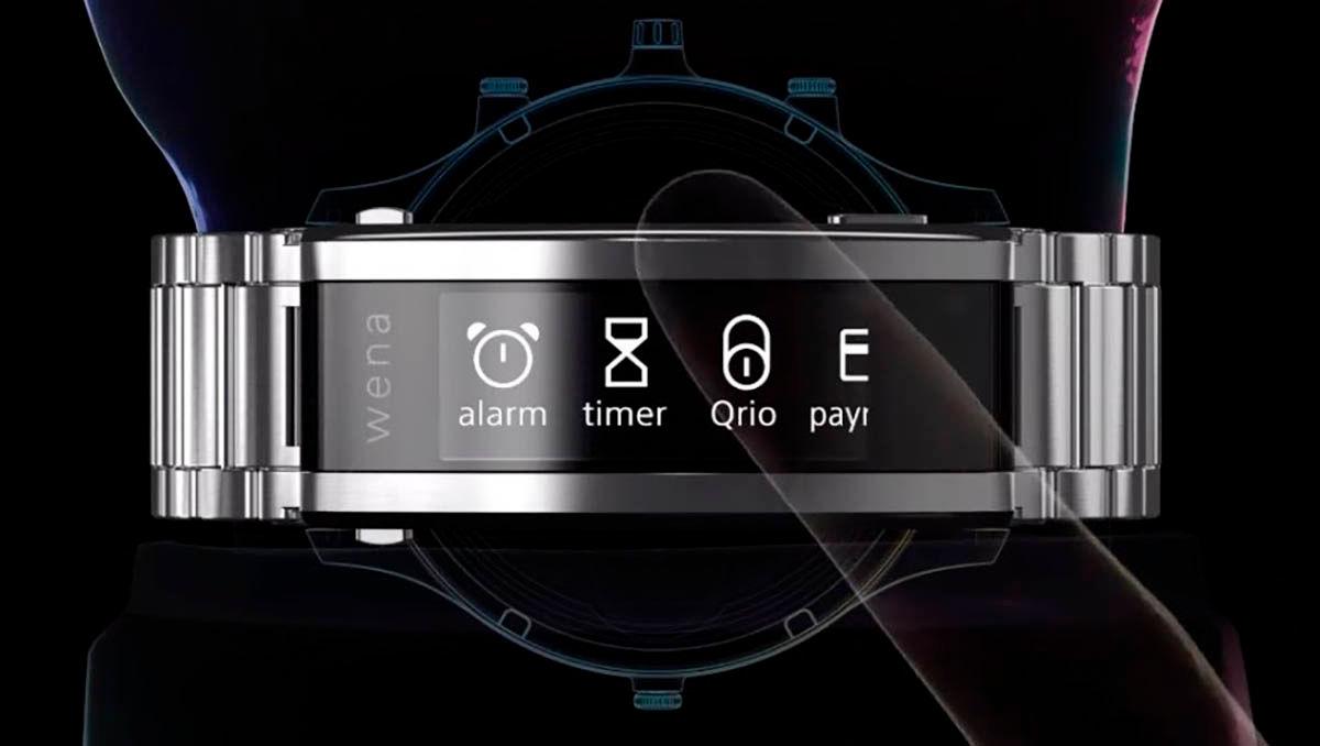 Smartband Sony Wena 3