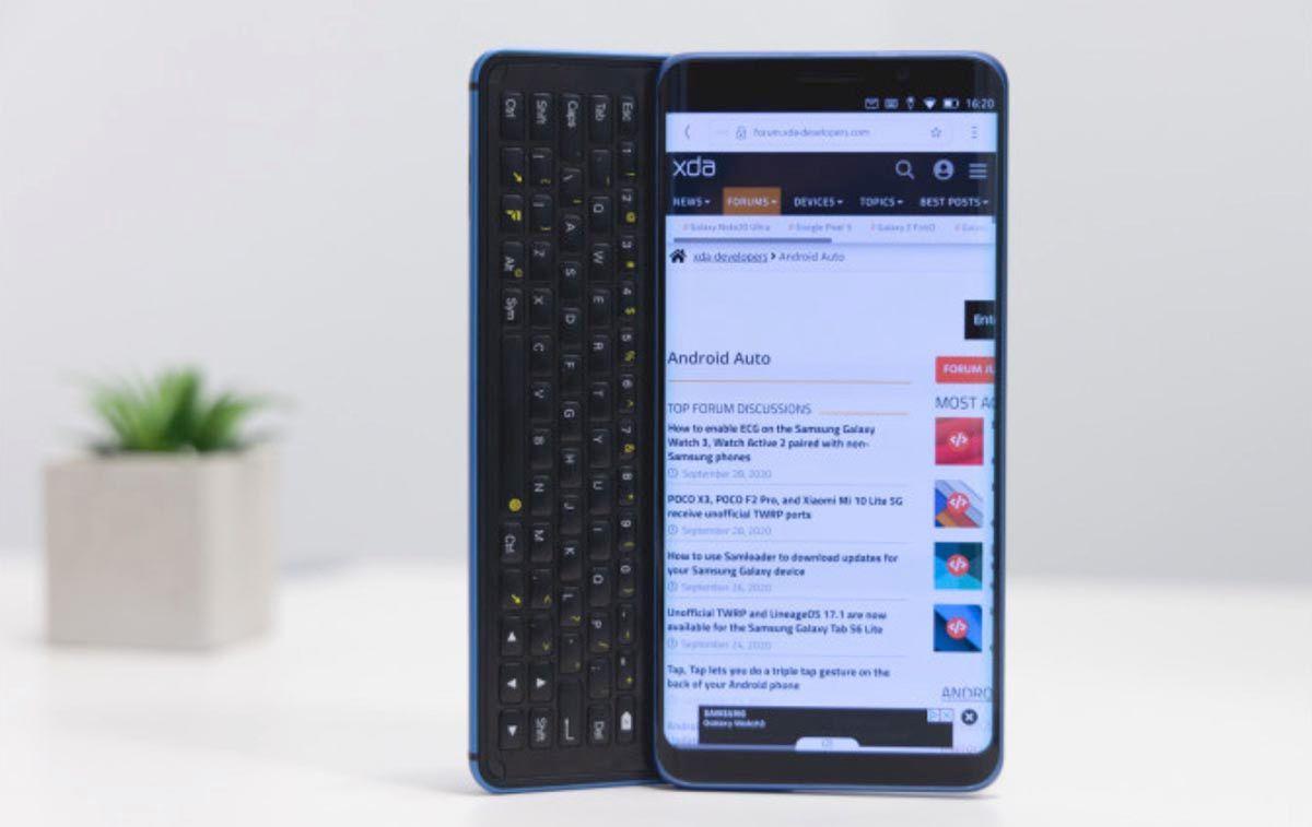 Smartphone XDA