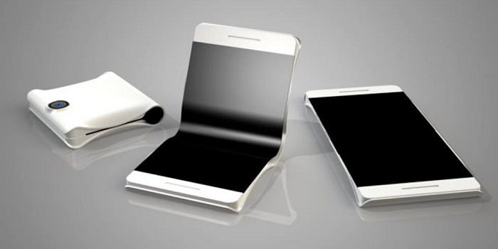 Smartphone plegable de Samsung