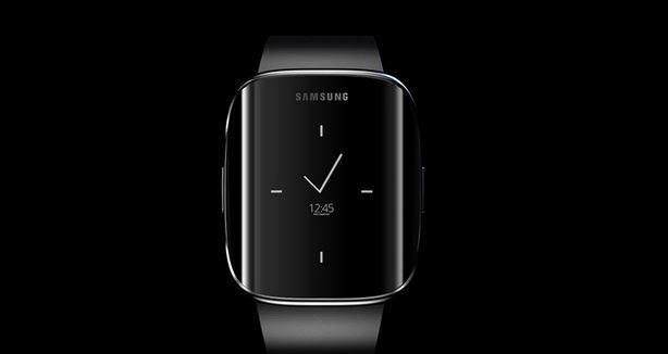 Smartwacht Edge de Samsung
