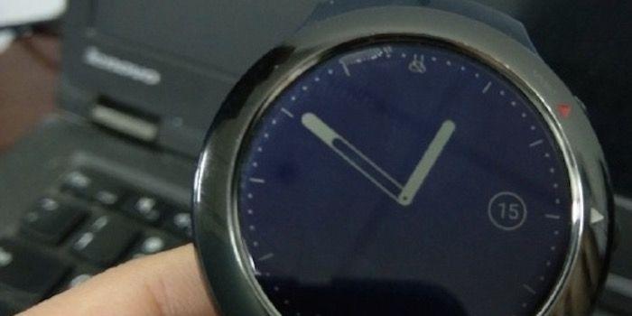 Smartwatch HTC Halfbeak