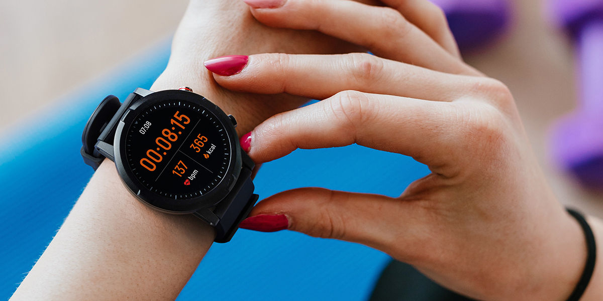 Smartwatch Haylou RT LS05S
