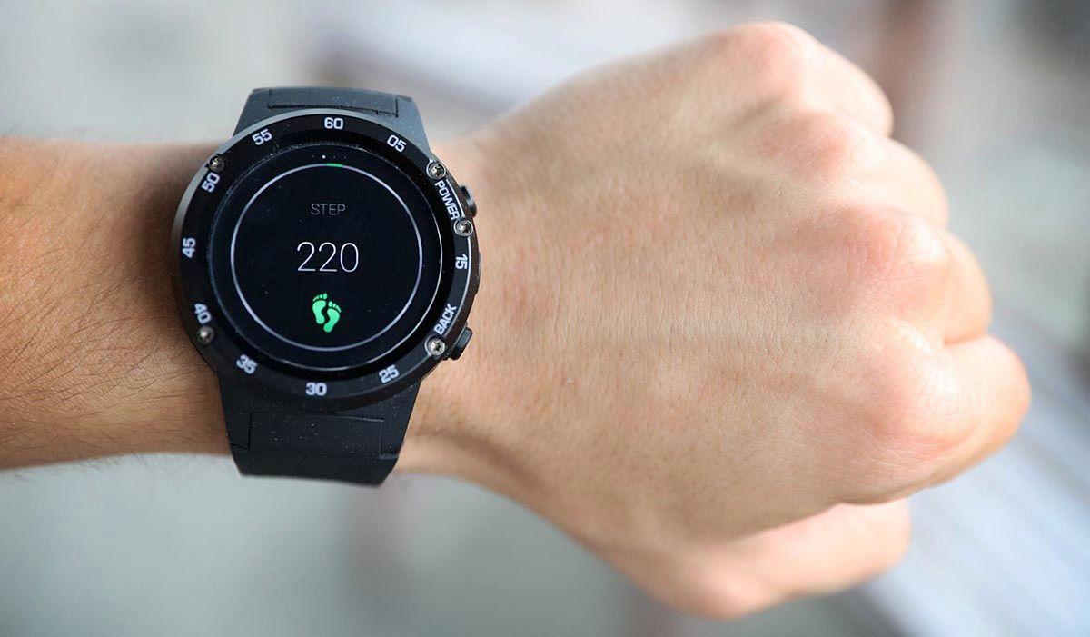 Smartwatch para hacer deporte todoterreno
