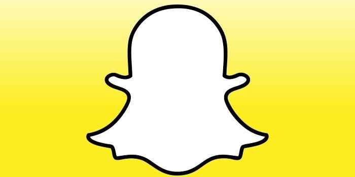 Snapchat elimina el borde blanco en las memorias