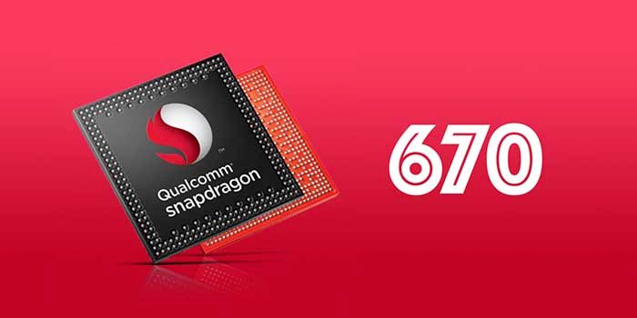 Snapdragon 670 rumores