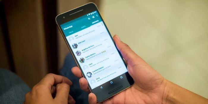 Solución WhatsApp funciona solo con Wi-Fi