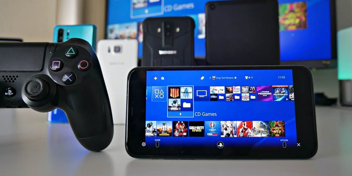 Solución lag Remote Play PS4 Android