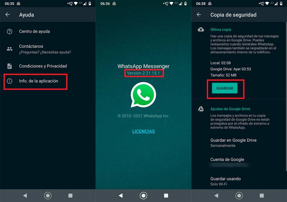 Solucion problema zoom camara WhatsApp