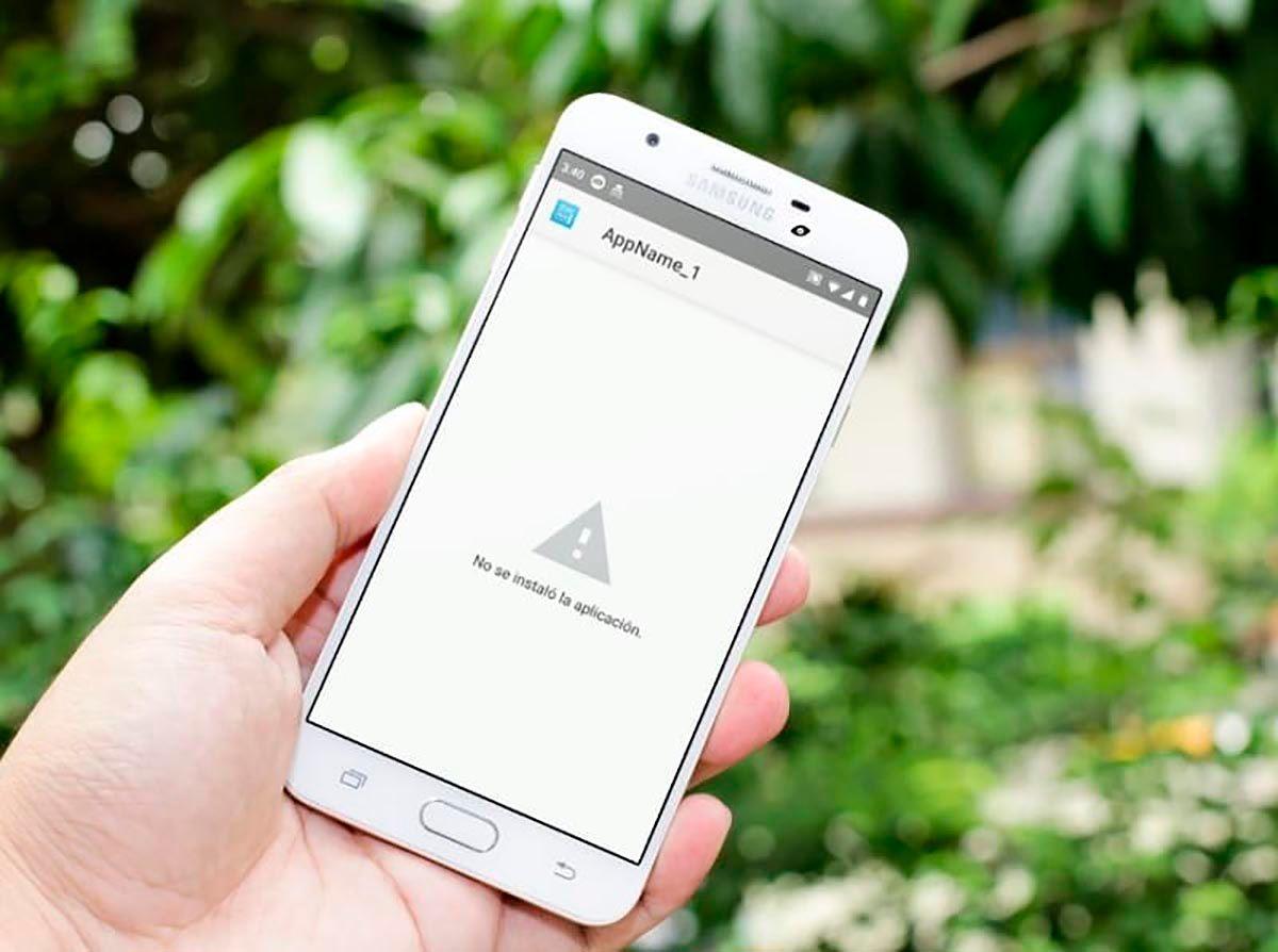 Solucionar error aplicacion no instalada en Android