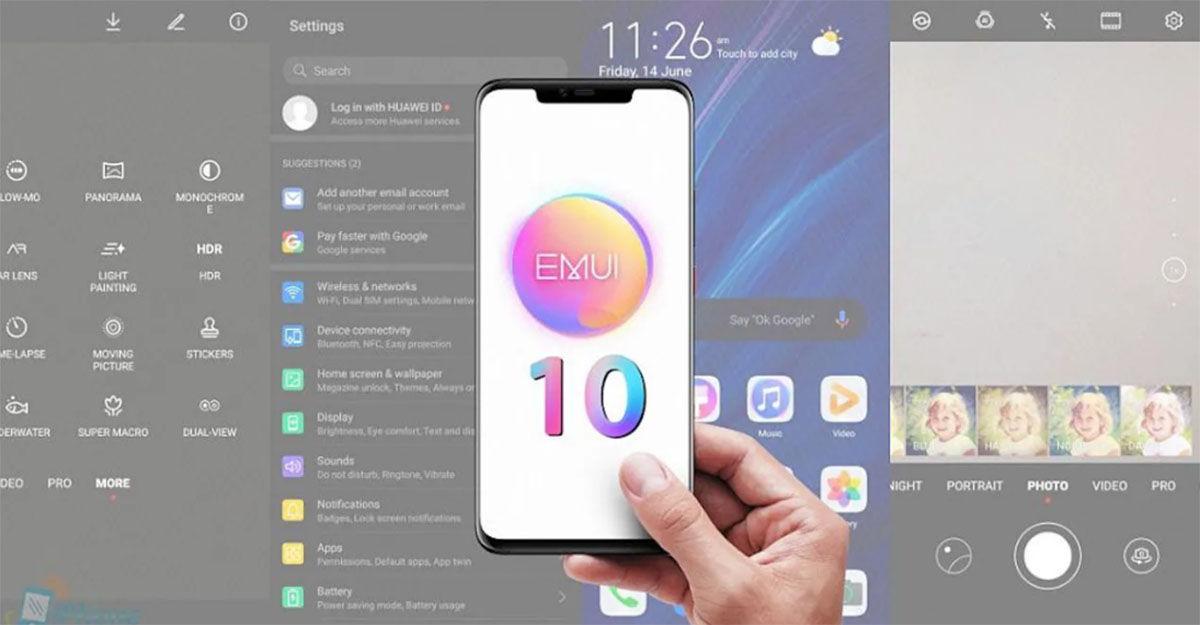 Solucionar problema actualizaciones Huawei