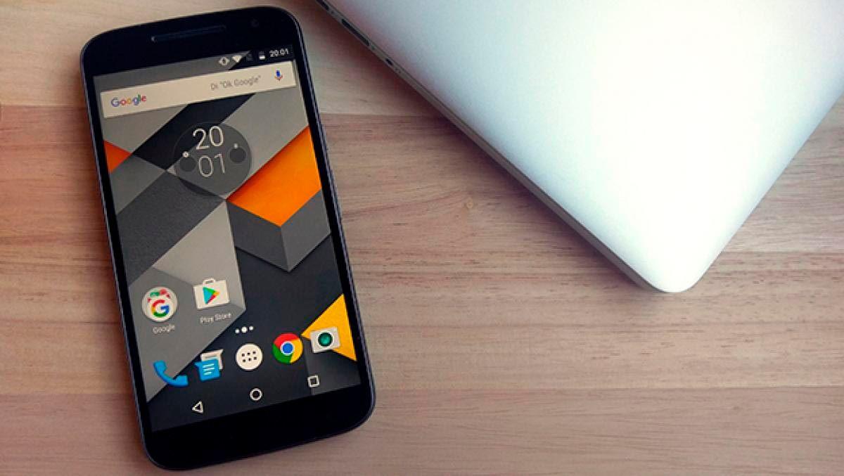Solucionar problema datos moviles 4G Motorola