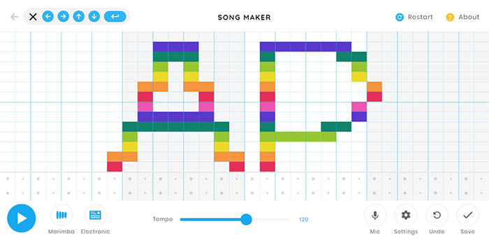 Song Maker de Google