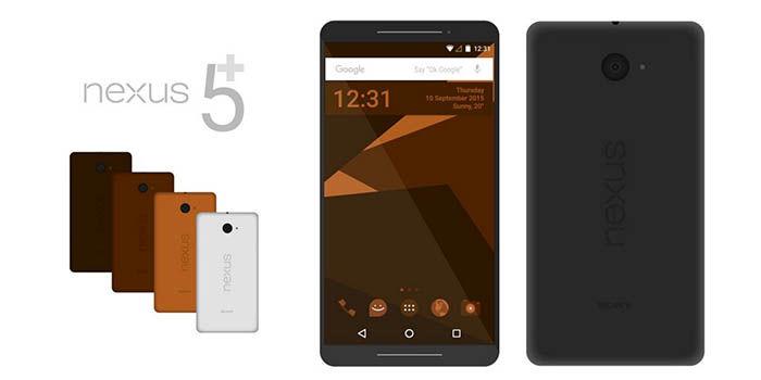 Sony Nexus 5+