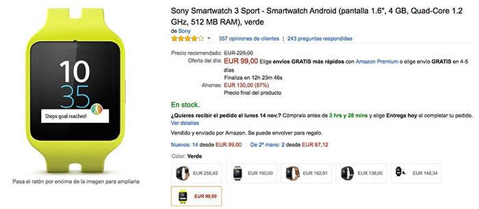 sony-smartwatch-3-de-oferta