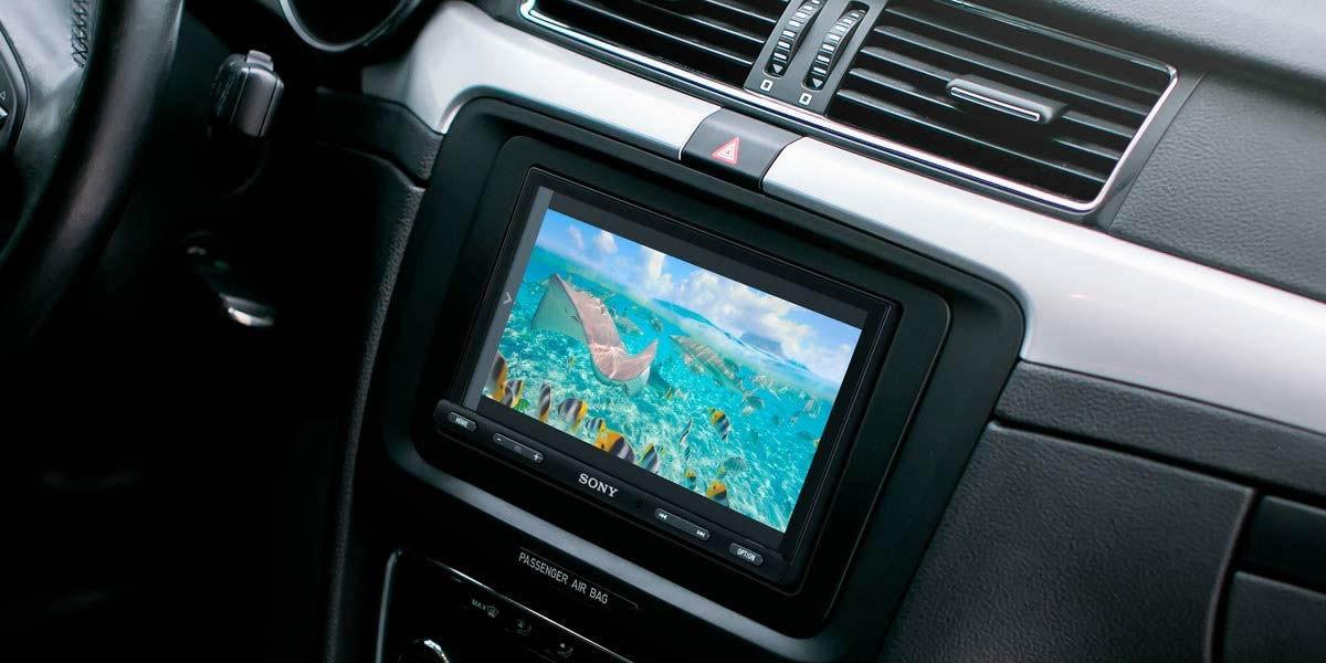 Sony XAV-AX5550ANT radio con android auto y apple carplay