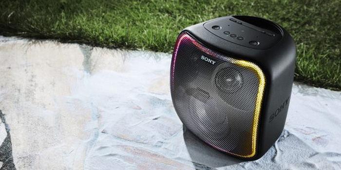SonyXB501G altavoz