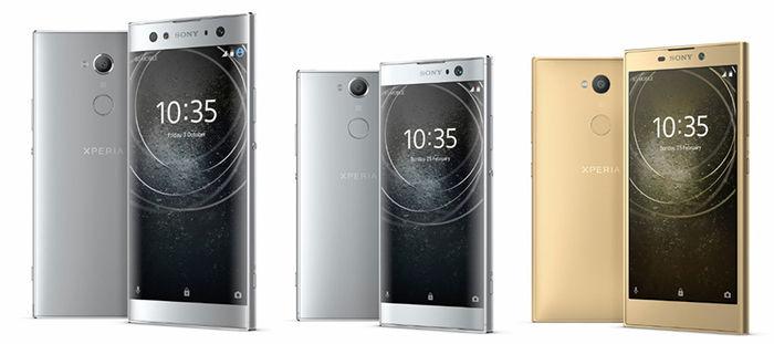 Sony Xperia XA2 Ultra L2 caracteristicas