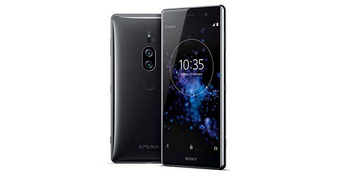 Sony Xperia XZ2 Premium negro