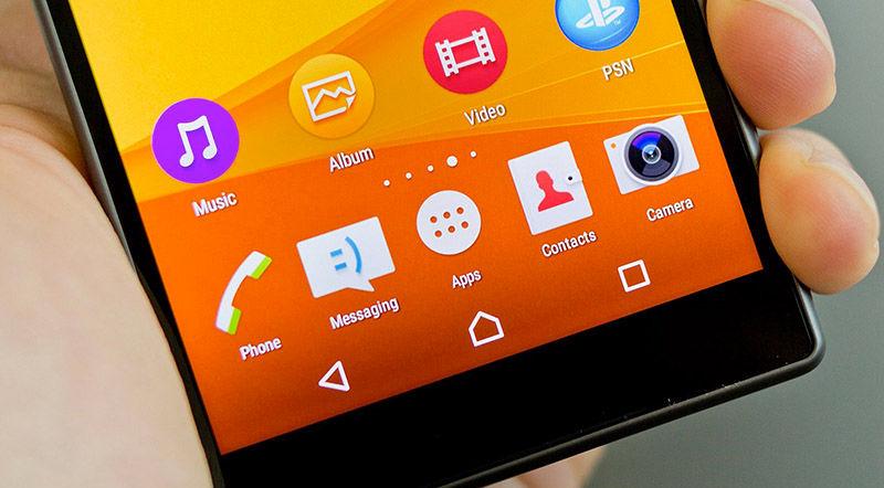 Sony actualizarán Android 6.0