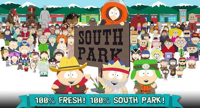 South Park juego para Android