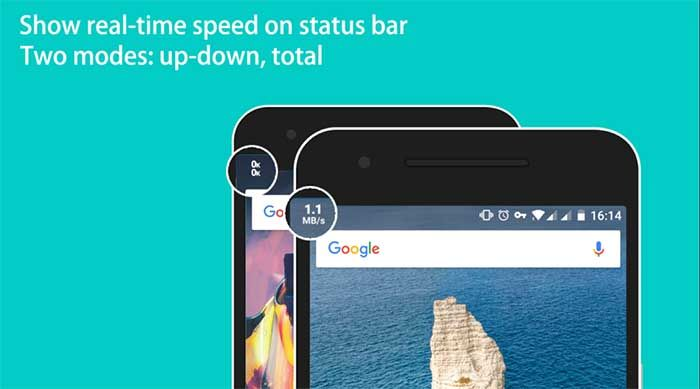 Speed Indicator para Android