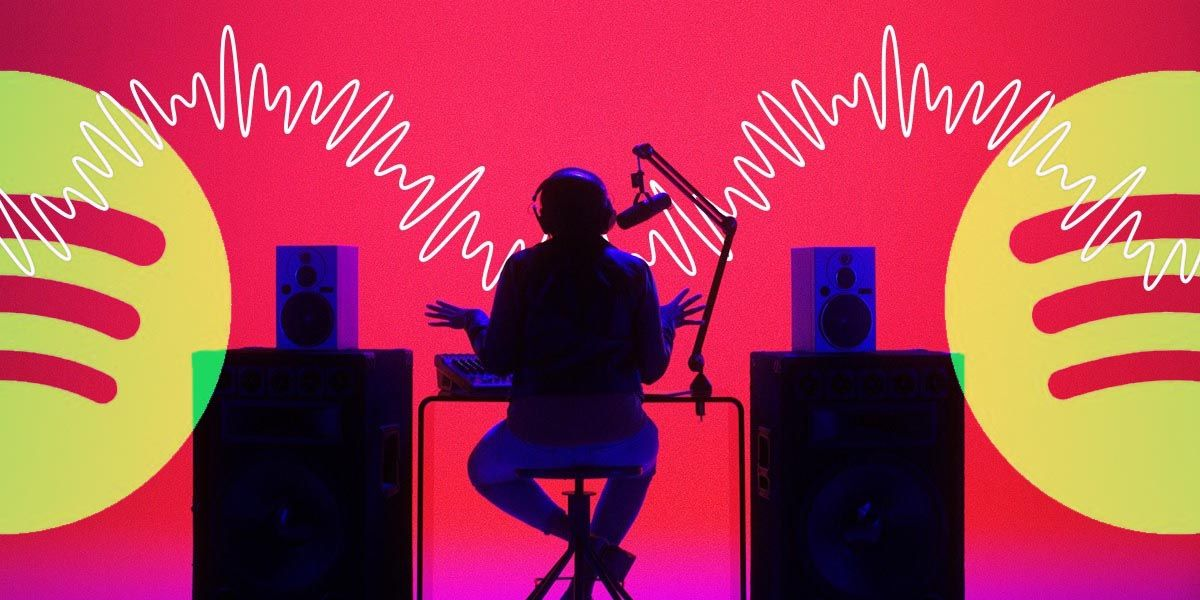 Spotify Music + Talk trae podcasts con música a España