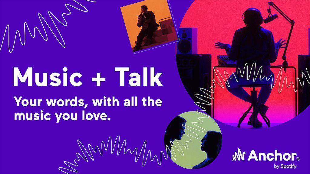 Spotify amplía su función para hacer podcasts hablados con música como en la radio, y llega a España