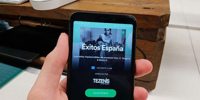 Spotify casi gratis para Navidad