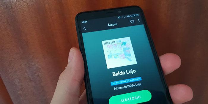 Spotify se cierra solo