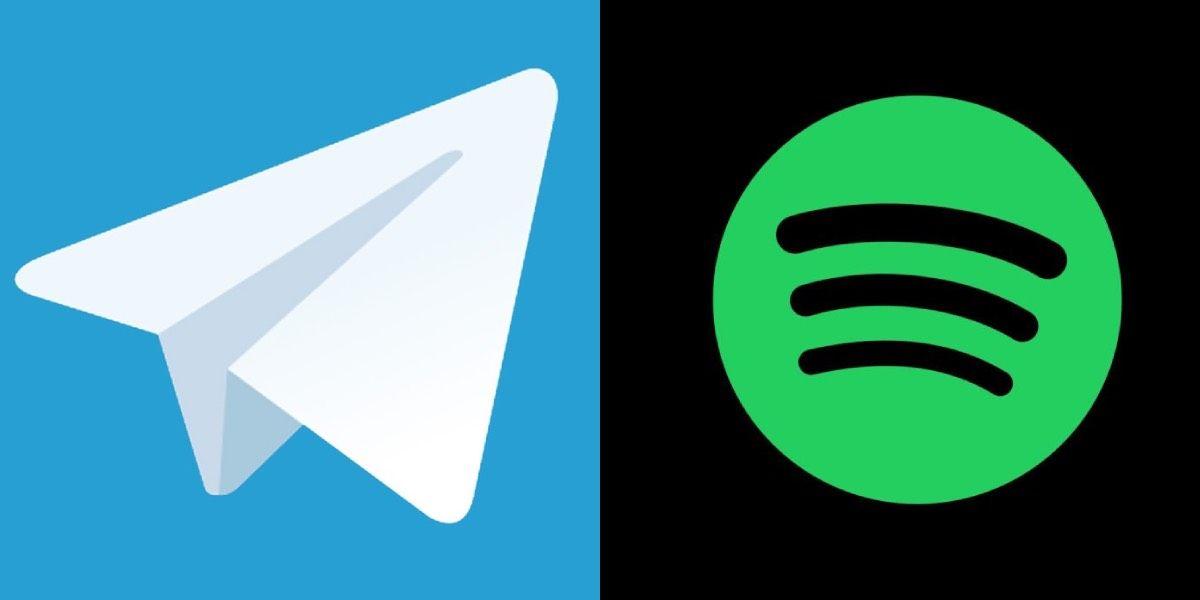 Spotify vs Telegram
