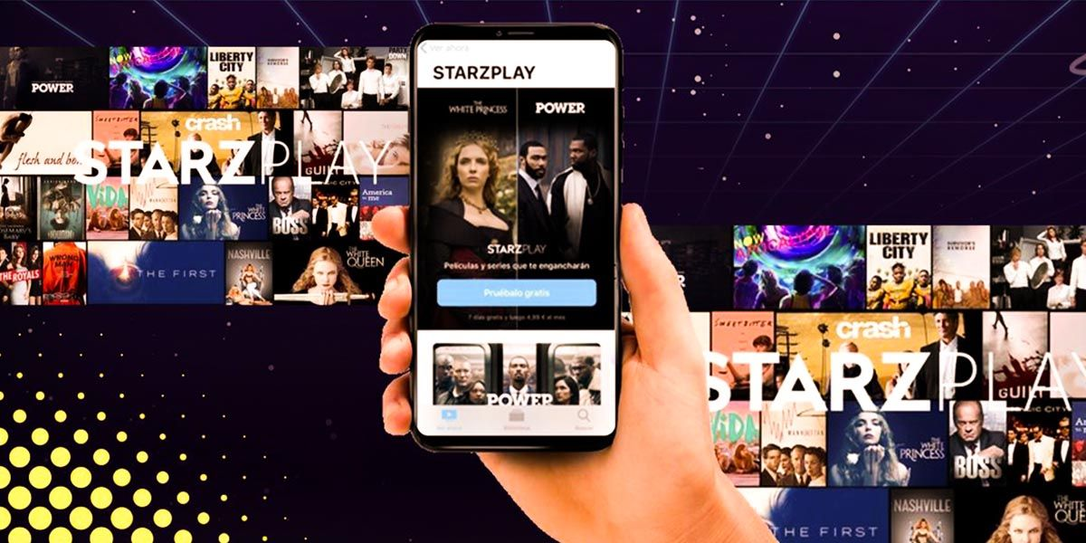 StarzPlay servicio de streaming