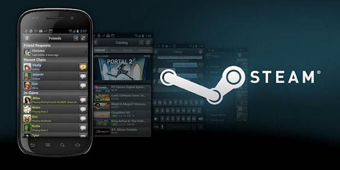 Steam para Android