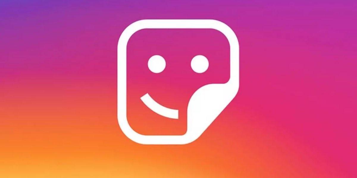 Sticker de Instagram