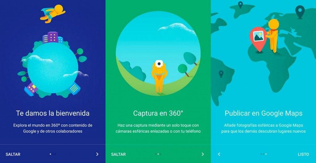 Street View App independiente