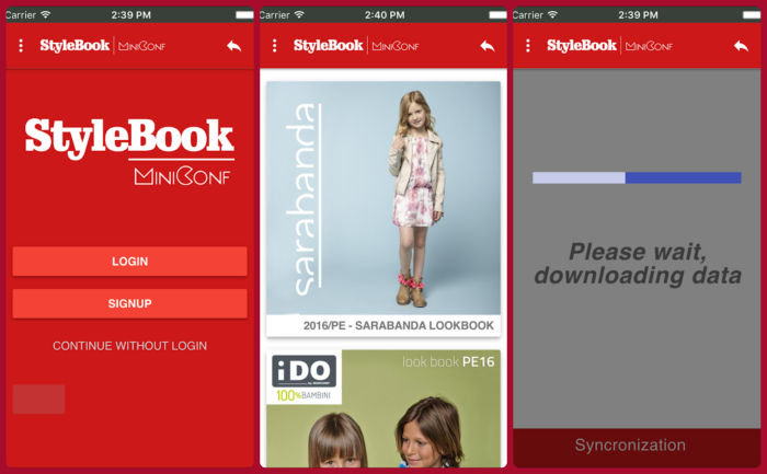 StyleBook Android