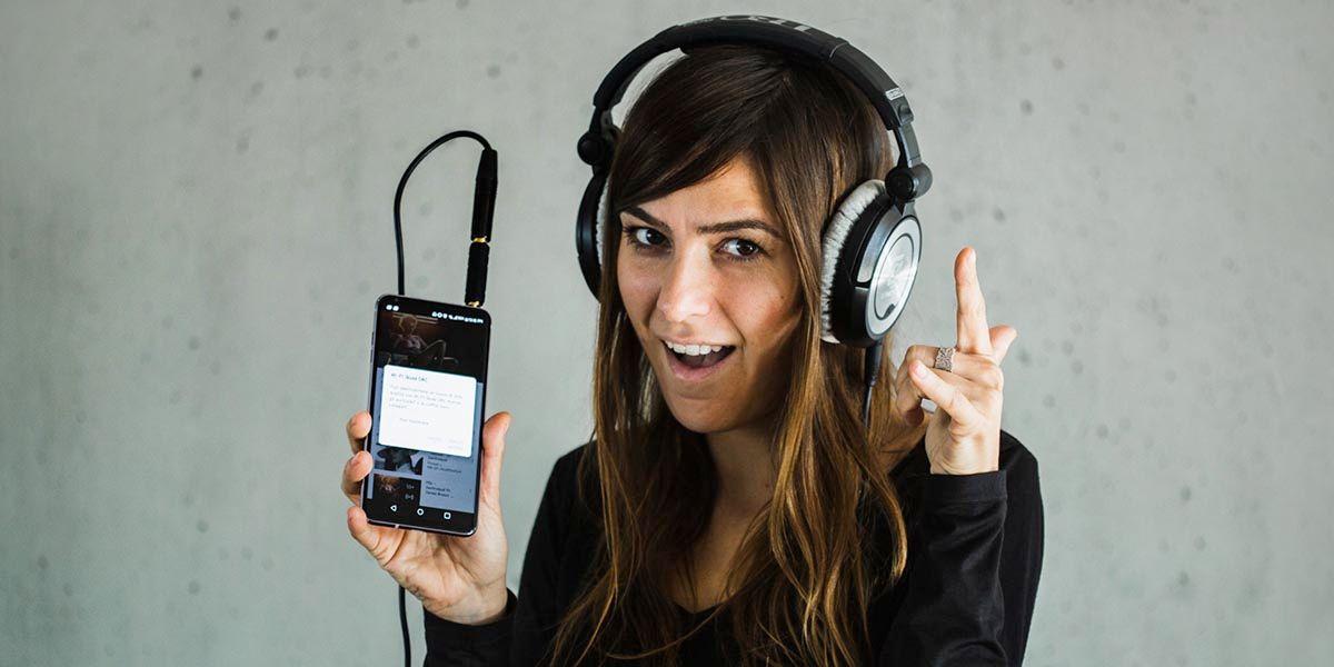 Subir volumen Android