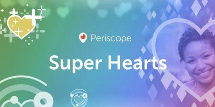 Super Hearts periscope