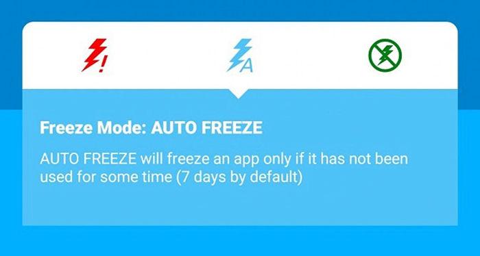 SuperFreezZ para Android