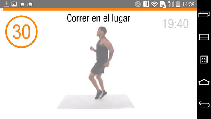 Sworkit Lite para Android