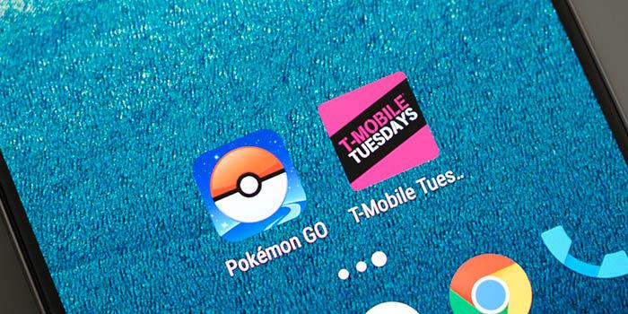 T-Mobile datos Pokemon Go