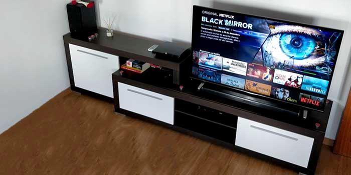 TV 4K con Smart TV